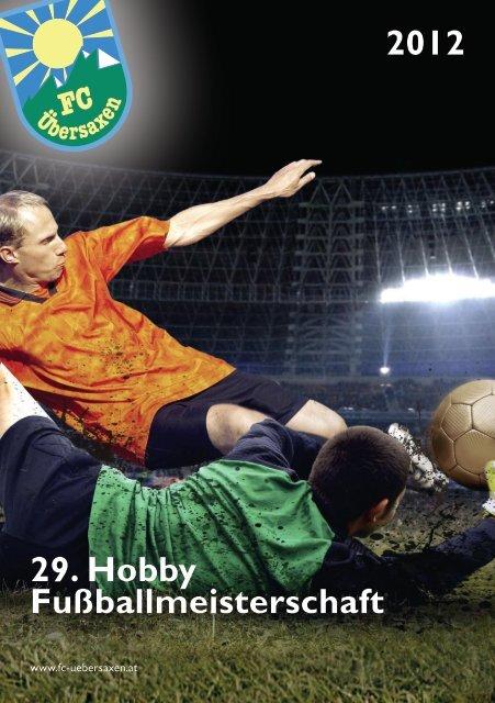 29. Hobby Fußballmeisterschaft 2012