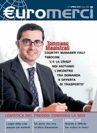 Tommaso Magistrali - Euromerci
