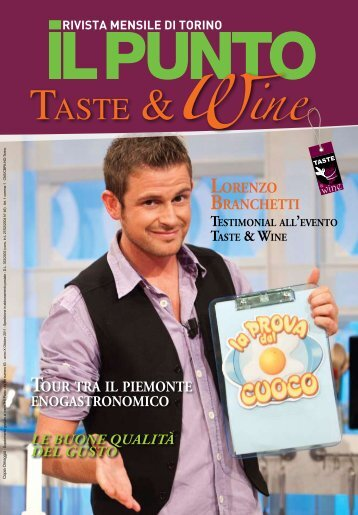 TASTE & WINE - Food IN