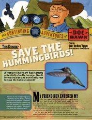 hummingbirdS! - Leon Powers