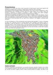 Presentazione Come arrivare - Sardegna Turismo