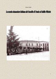 La scuola elementare italiana - Sanmartinoba.It