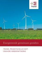 Trianel Onshore Windkraftwerke