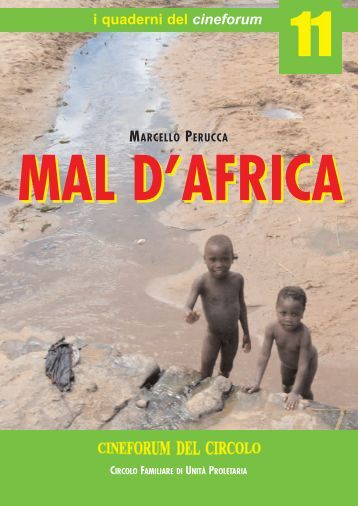 Mal d'Africa - Cineforum del Circolo