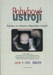 3+ 4/2002 - Společnost pro pojivové tkáně