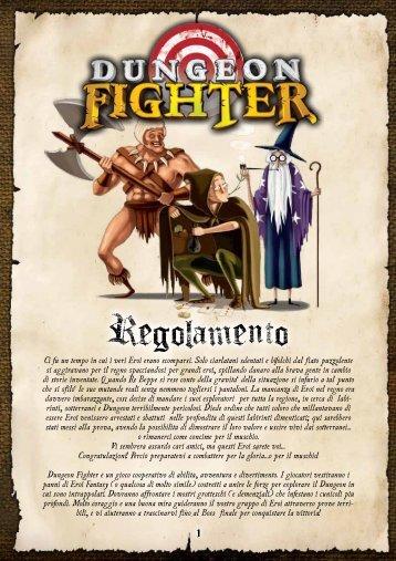 Regolamento Dungeon Fighter ITA - Cranio Creations