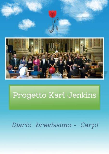 diario brevissimo carpi - Gruppo Vocale Cristallo