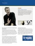GLOBAL SERVICES - Trimble - Page 4