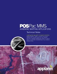 POSPac MMS Air Brochure - Trimble