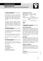 KEIM Granital Grob Technical Data Sheet - KEIM Mineral Paints Ltd