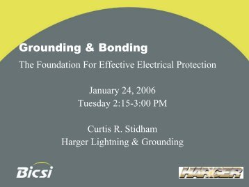 Electrical Grounding Group (CADWELD)