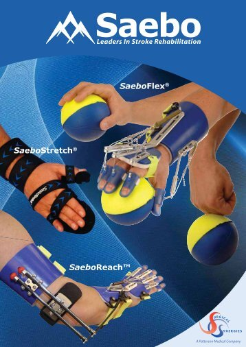 Saebo Arm Training Program - Disability Help Links Home