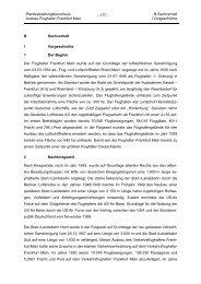 Planfeststellungsbeschluss Teil B - IAGL