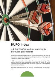 HUPO Index - IC Insight