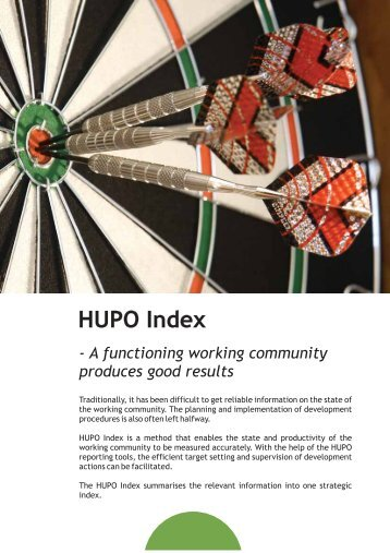 HUPO Index - IC Insight