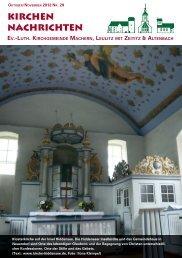 Kirchenblatt 29.indd - Gemeinde Machern