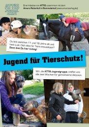 Jugend für Tierschutz !