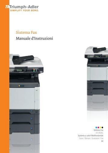 Sistema Fax - Triumph-Adler