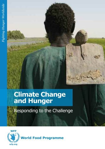 Climate Change and Hunger