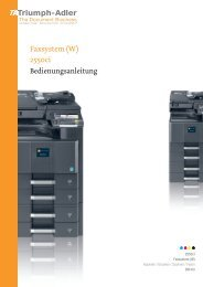 2550ci Faxsystem (W)