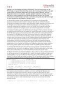 Globale Statistiken im Oracle Data Warehouse.pdf, Seiten ... - Trivadis - Seite 2