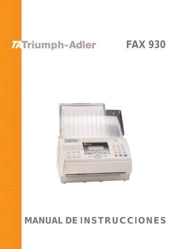 FAX 930