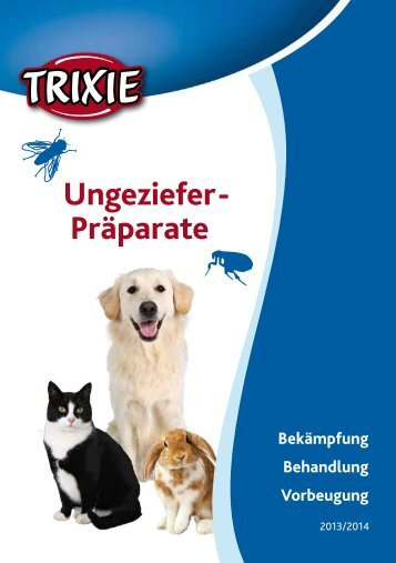 Ungeziefer Präparate - - Trixie