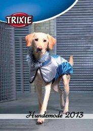 Hundemode 2013 - Trixie
