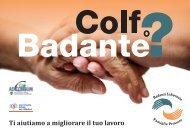 Guida Badanti informate Famiglie protette - Movimento Difesa del ...