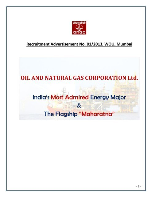 Ongc Annual Report 2012-13 Pdf Download