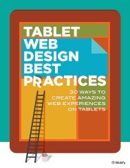 30 ways to create amazing web experiences on tablets
