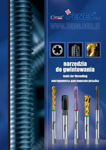 M - Akcesoria CNC