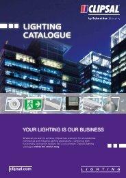 Product Data Sheet - 2011 Clipsal Lighting Catalogue, 22326