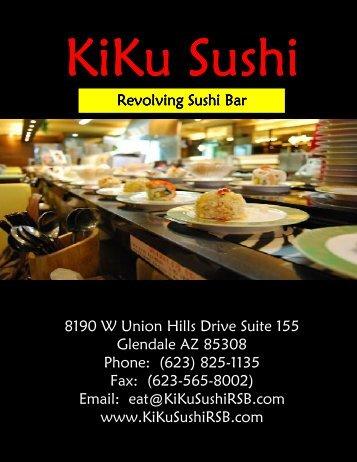 KiKu KiKu Sushi