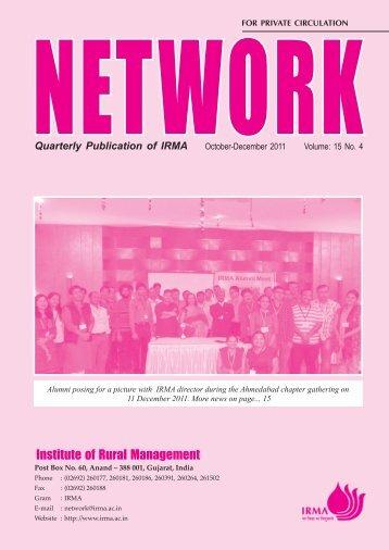 network - IRMA