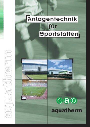 für Anlagentechnik Sportstätten - Kommunalinnovationen.de