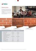 Plytų asortimentas TERCA - Page 2