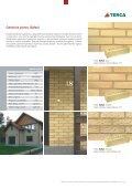 Plytų asortimentas TERCA - Page 7