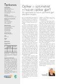 Brillemoter på Silmo Optikerbransjen og finanskrisen - Page 4