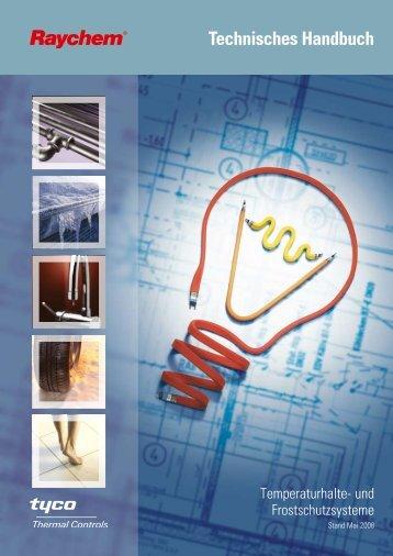 Technisches Handbuch - Protec Handels AG