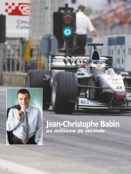 Tag Heuer - Magazine Sports et Loisirs
