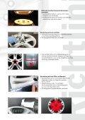 Werkstatthandbuch. Felgenaufbereitung mit Standox. - Standox GmbH - Seite 5