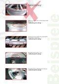 Werkstatthandbuch. Felgenaufbereitung mit Standox. - Standox GmbH - Seite 7