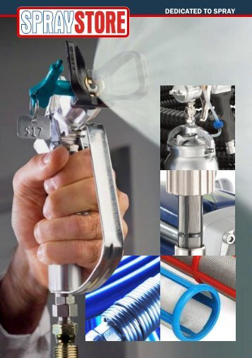 Product Guide - Spraystore