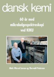 Mikrobølgespektroskopi på KIKU - Techmedia