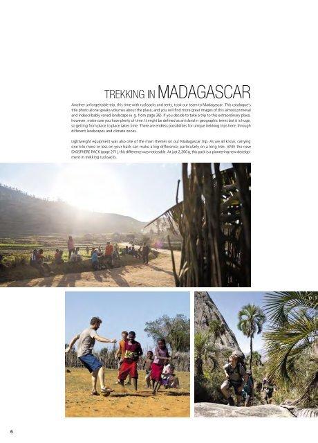6 TREKKING IN MADAGASCAR
