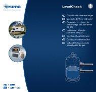 LevelCheck - Truma Gerätetechnik GmbH & Co. KG