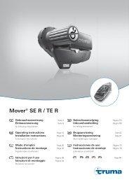 Mover® SE R / TE R - Truma Gerätetechnik GmbH & Co. KG