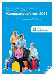 Tieto Kumppanuusforum 2011
