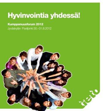 Kumppanuusforum 2012 - Tieto